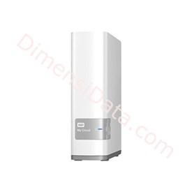 Jual Storage Server WESTERN DIGITAL My Cloud 4 TB [WDBCTL0040HWT]